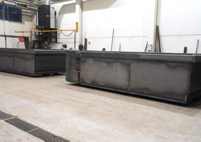 viimeistelyä-malmilavoihin-hitsattu-ore-waggons-welded-bkweld